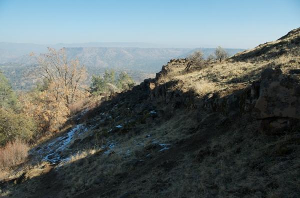 Pincushion Mountain Trail